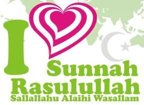 I luv Sunnah Rasulullah